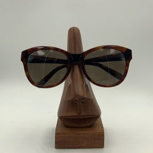 Nine West NW5835 Brown Oval Sunglasses Frames